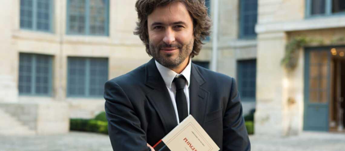 Christophe Ono-dit-Biot ouvre le bal des prix littéraires