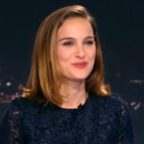 Natalie Portman veut améliorer son français «pour pouvoir jouer en France»
