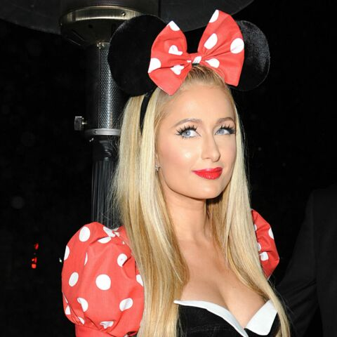 Paris Hilton, Cindy Crawford, Gerard Butler: c'est déjà Halloween chez les stars!