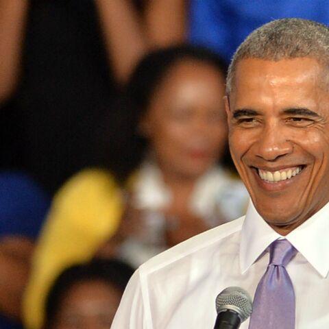 Barack Obama se moque de Donald Trump à la télévision