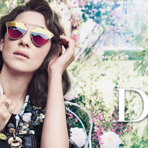 Marion Cotillard rempile pour Dior