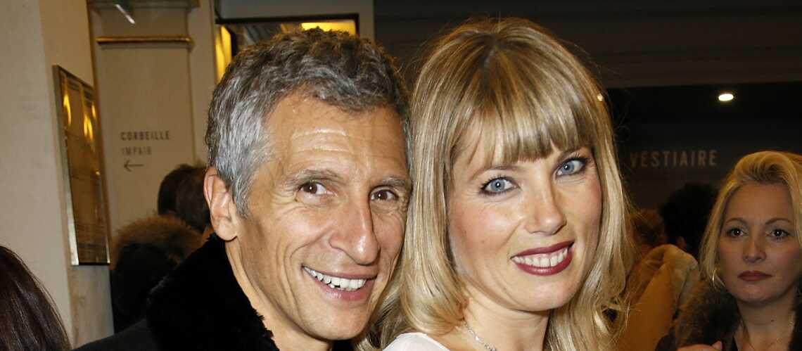 PHOTOS- Nagui fier de de sa femme lors de la générale de la pièce «L'heureux élu»
