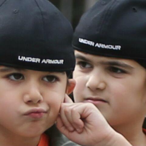 PHOTOS – Céline Dion: ses jumeaux ne se ressemblent plus