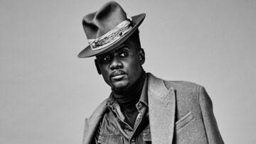 PHOTOS – Black M: «depuis mon passage à l'Elysée, je suis convaincu que le costume me va bien»