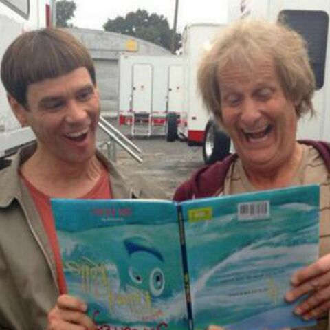Jim Carrey poste les premières images de Dumb and Dumber 2
