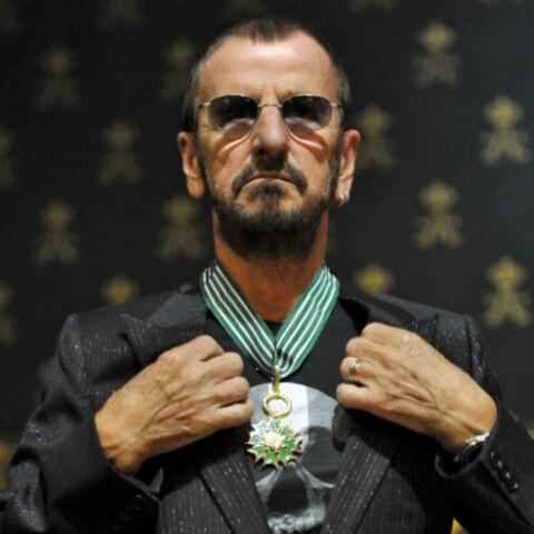 Photos – Ringo Starr, Commandeur des Arts et des Lettres à Monaco