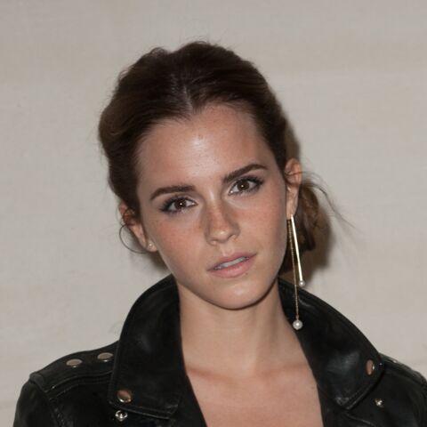 Emma Watson nue: des menaces dans le vent
