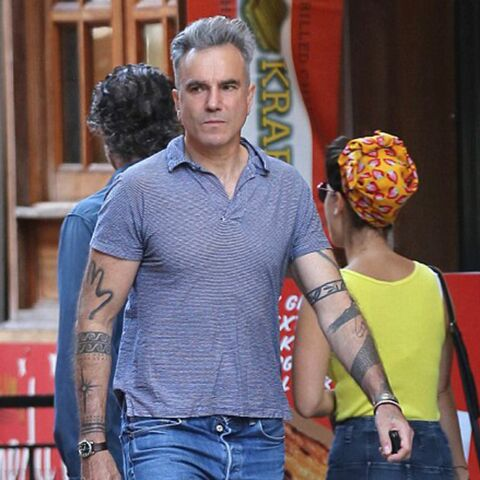 Daniel-Day Lewis et Gabriel-Kane, passion tatouages