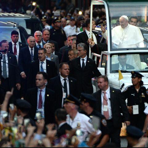 Le pape François cette rock star