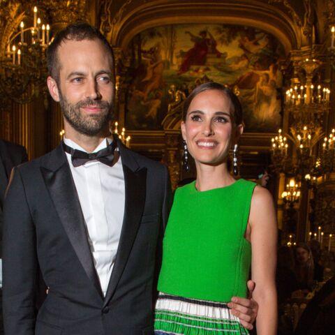 Natalie Portman et Benjamin Millepied glamour au ballet du Palais Garnier