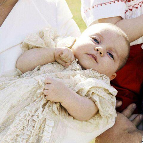 Princesse Charlotte: pas de robe avant son premier anniversaire