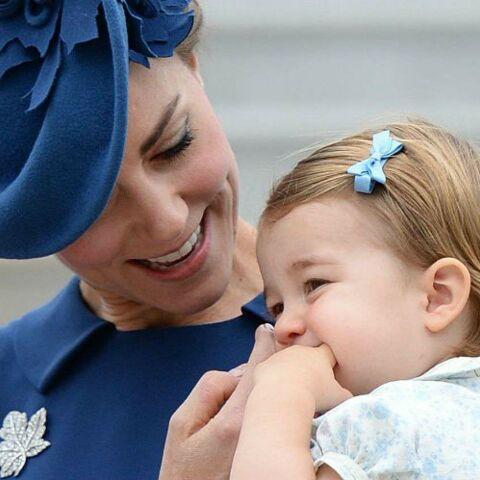 Kate Middleton: sa fille Charlotte souffre terriblement de ses dents au Canada
