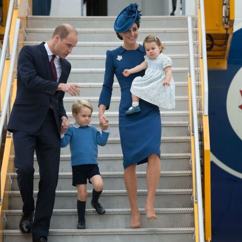 PHOTOS – Kate et William au Canada: les vraies stars sont leurs enfants