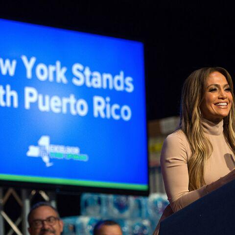 Ouragan Maria: Jennifer Lopez fait don d'un million de dollars à Porto Rico