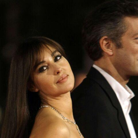 Monica Bellucci et Vincent Cassel, ensemble mais séparément