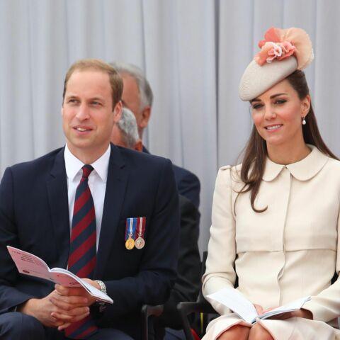 Kate et William: le prochain voyage officiel sera sans enfants