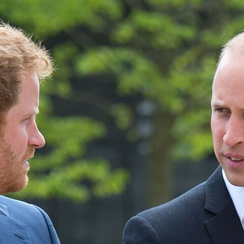 William veut-il son frère rien que pour lui?