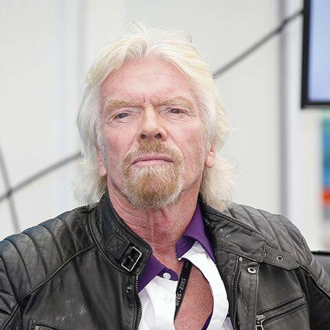 Richard Branson victime d'un grave accident de vélo