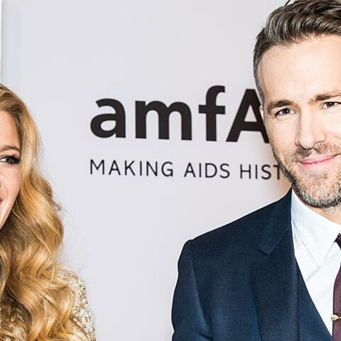 Ryan Reynolds: son hilarant message d'anniversaire à Blake Lively