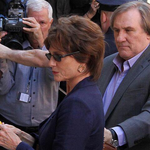 Photos – Depardieu toujours plus DSK