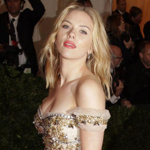 Scarlett Johansson super woman pour Luc Besson
