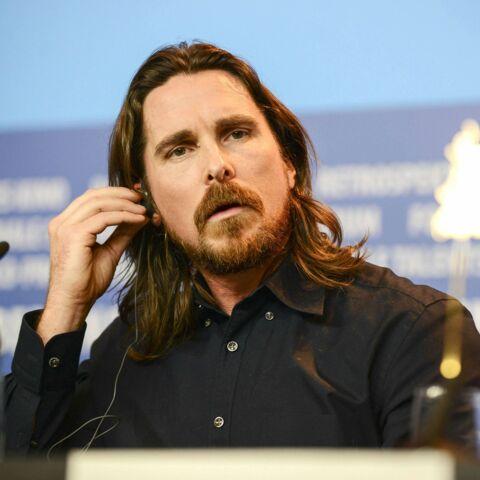 Christian Bale blessé