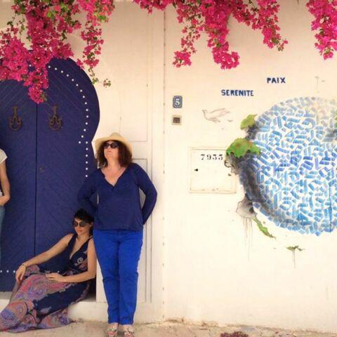 Photos – Shirley Bousquet, Abel Jaffri, Danièle Evenou: leur escapade à Djerba