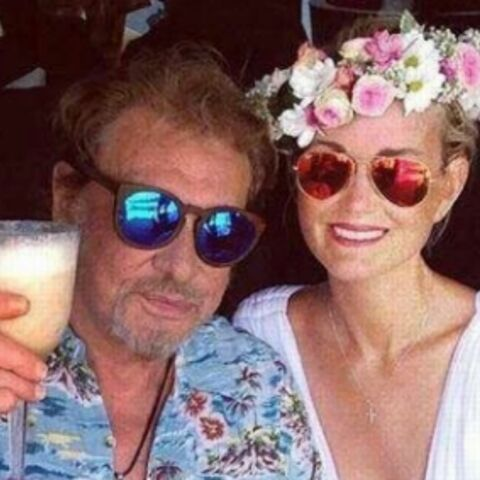 Les vacances de Johnny et Laeticia à Bora Bora