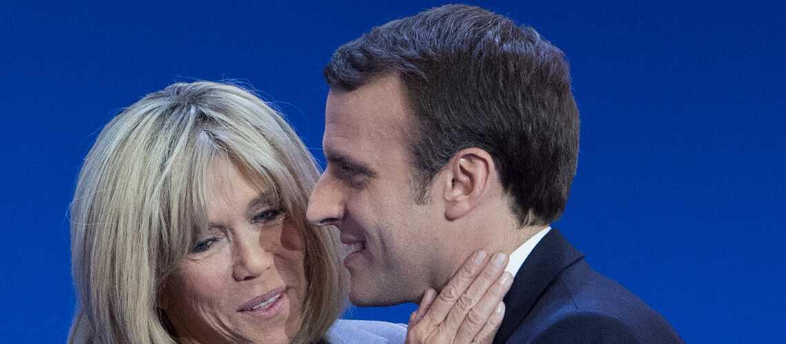 Quand le couple Macron passe le week-end à la Lanterne, les CRS tentent d'éloigner les badauds