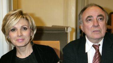 Le mari d'Evelyne Dhéliat inhumé dans l'intimité: avec Philippe, ils allaient fêter leurs noces de camélia