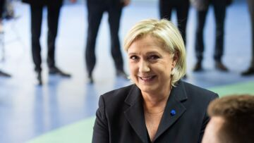 «Un gros coup de mou» pour Marine Le Pen? Sa famille s'interroge