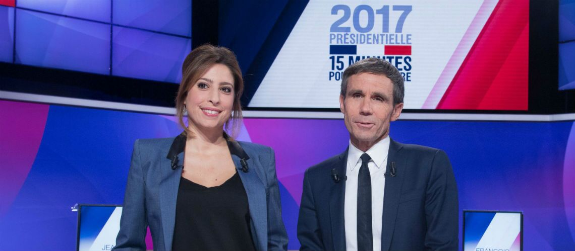 EXCLU: Si Léa Salamé ne présente pas le débat de la présidentielle, c'est à cause de Laurent Ruquier et On n'est pas couché