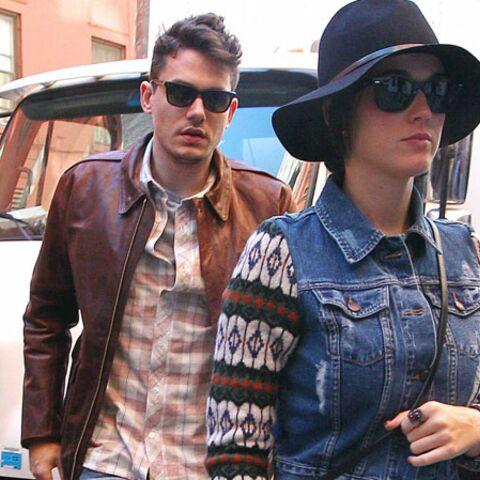 Katy Perry: premier Noël avec John Mayer
