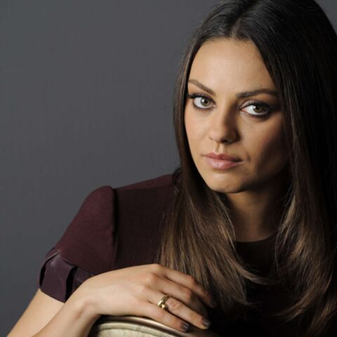 Mila Kunis assume son sex appeal