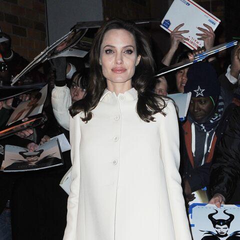 Angelina Jolie: «Mon mari m'a appris ce qu'est un homme»