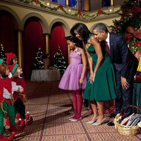 Photos- Les stars fêtent Noël