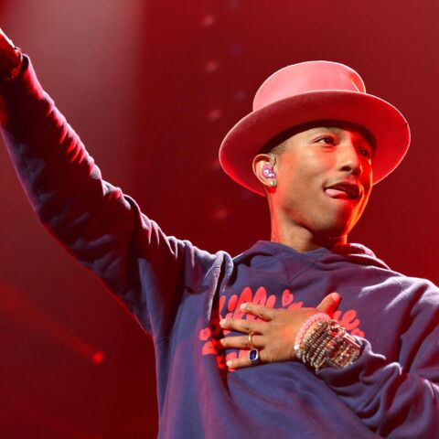 Youtube ne rend pas Pharrell Williams happy