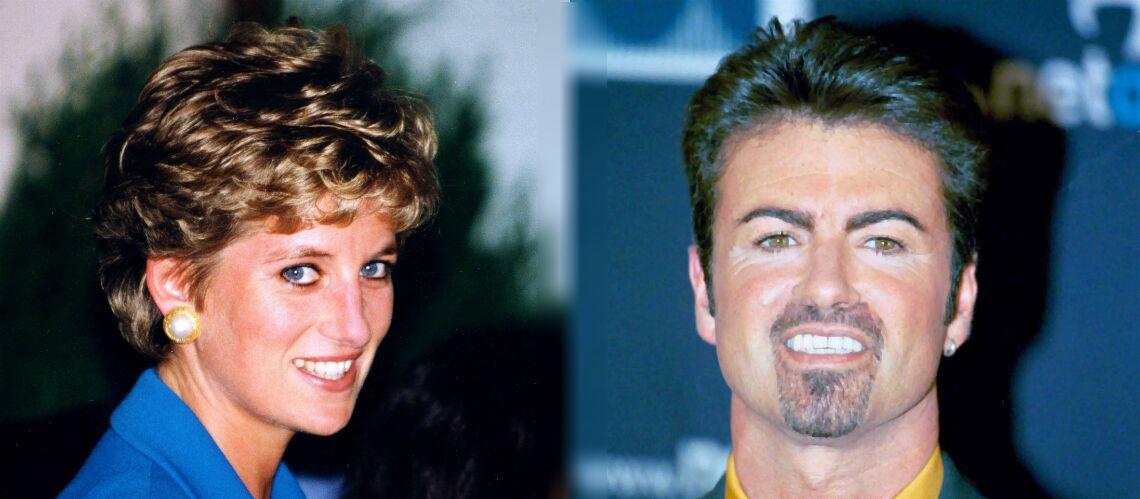 Lady Diana et George Michael: l'enregistrement d'une conversation privée rendu public