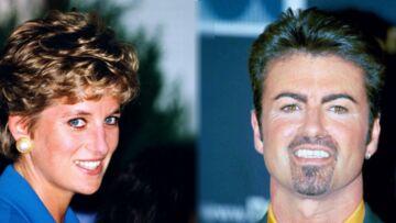 George Michael et Lady Di, plus qu'amis: «le bien étrange lien» qui les unissait