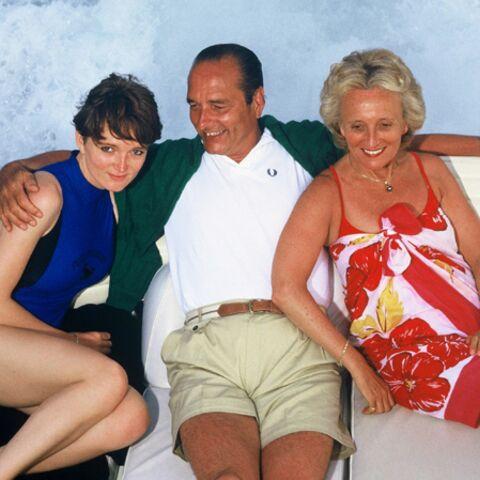 Le clan Chirac: Laurence, «un poignard dans le coeur» de Jacques Chirac