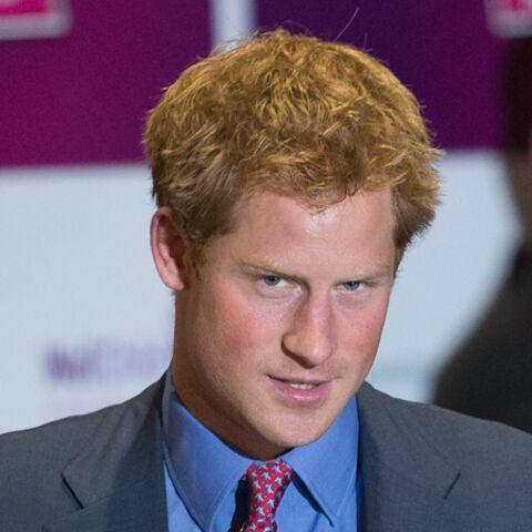 Harry: rien n'est trop beau pour Cressida