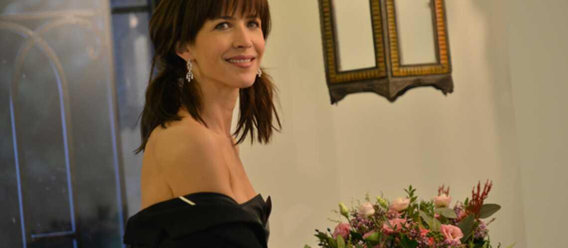 Exclu Gala- Sophie Marceau «Bienvenue chez moi!»