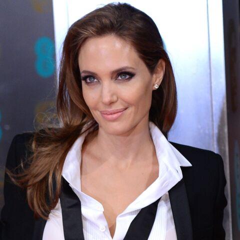 Angelina Jolie assure la promo d'Unbroken