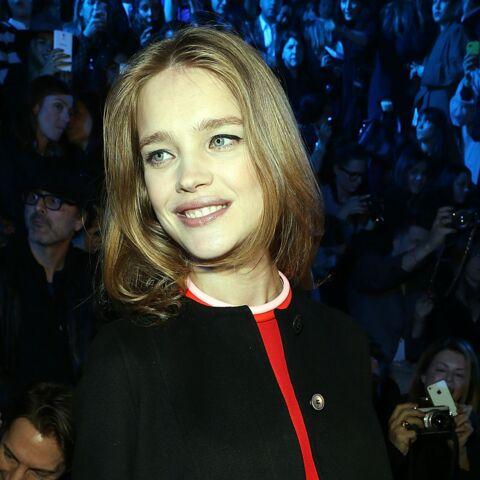 Photos – Natalia Vodianova, Catherine Deneuve au premier rang pour Etam