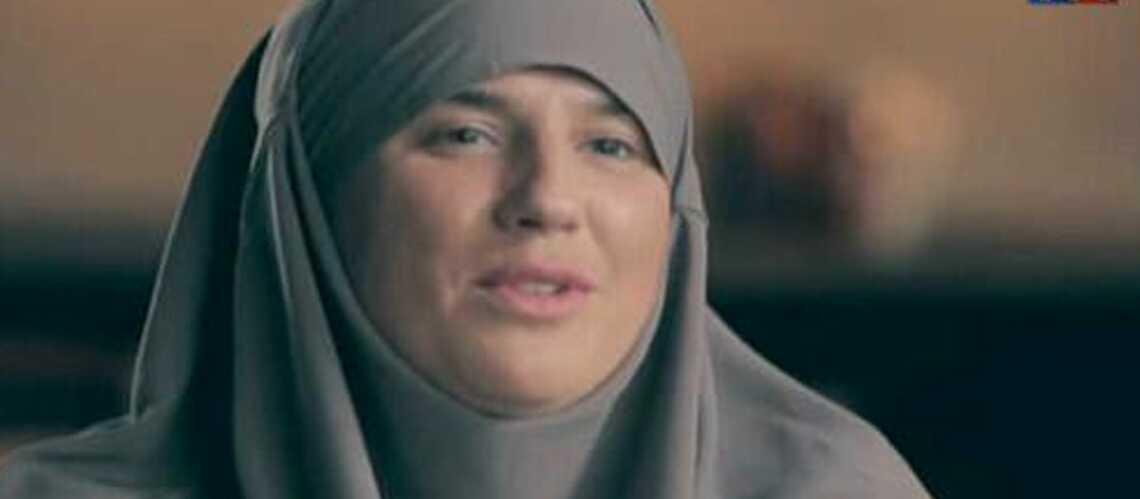 Bruxelles: Diam's défend les musulmans face aux amalgames - Gala