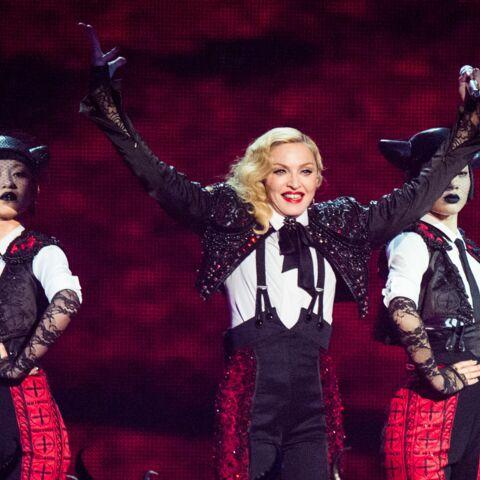 Giorgio Armani n'a pas fait tomber Madonna