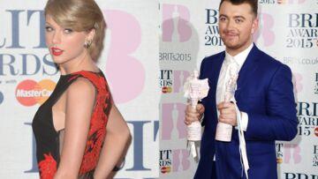 Brit Awards2015: Taylor Swift, Ed Sheeran et Sam Smith sacrés