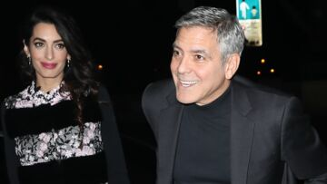 PHOTOS – Amal et George Clooney: leur escapade de luxe à Paris