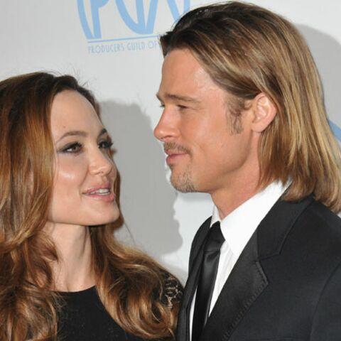 Brad Pitt, sa demande en mariage à Angelina Jolie