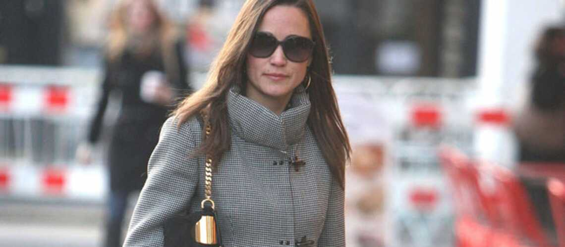 Pippa Middleton, une touche de seventies